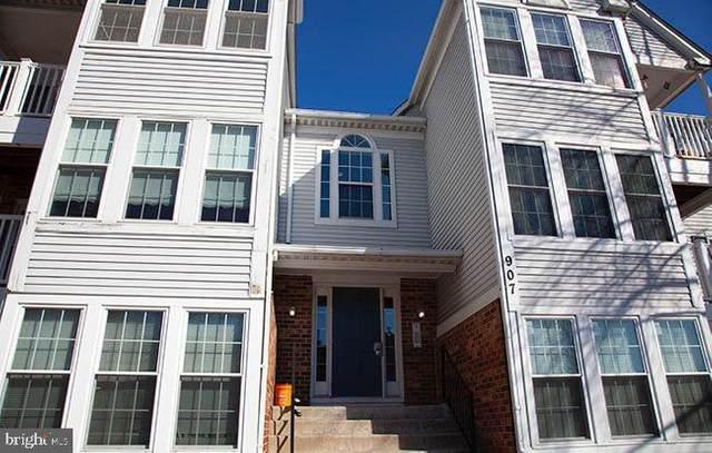 907 Woodbridge Court J, EDGEWOOD, MD 21040 (#MDHR243822) :: Eng Garcia Properties, LLC