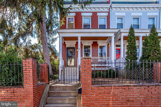1323 Corbin Place NE, WASHINGTON, DC 20002 (#DCDC459662) :: Advon Group