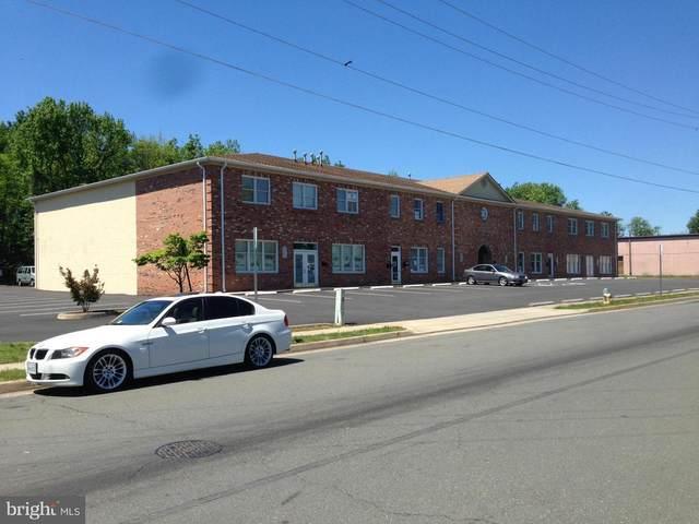 8791 Commerce Court, MANASSAS, VA 20110 (#VAMN139032) :: Jacobs & Co. Real Estate