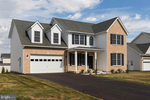 Lot 296 Branson, INWOOD, WV 25428 (#WVBE175184) :: The Licata Group/Keller Williams Realty