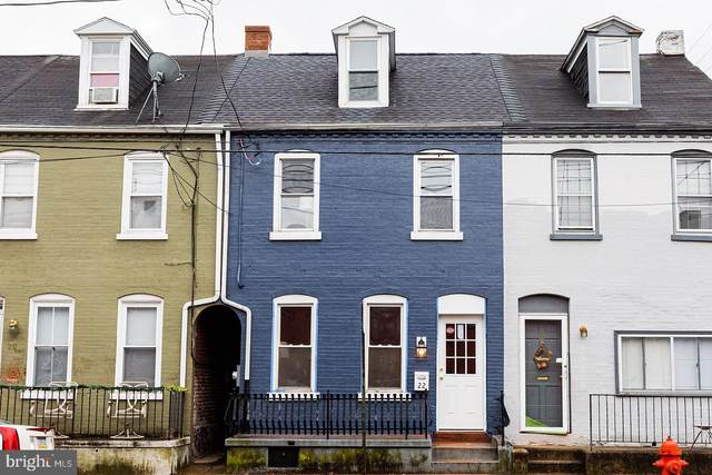 22 W New Street, LANCASTER, PA 17603 (#PALA159292) :: Keller Williams of Central PA East