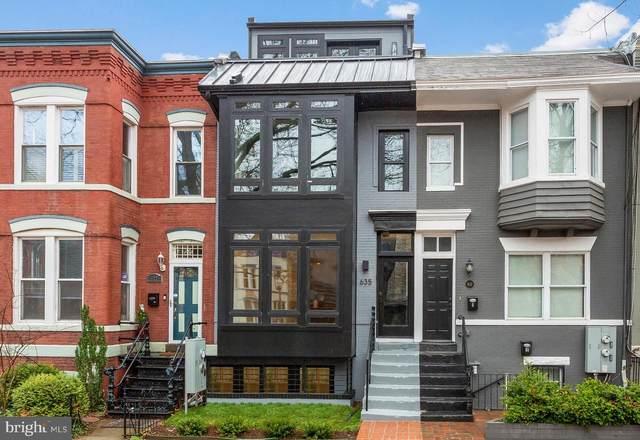 635 14TH Street NE #2, WASHINGTON, DC 20002 (#DCDC459680) :: John Smith Real Estate Group