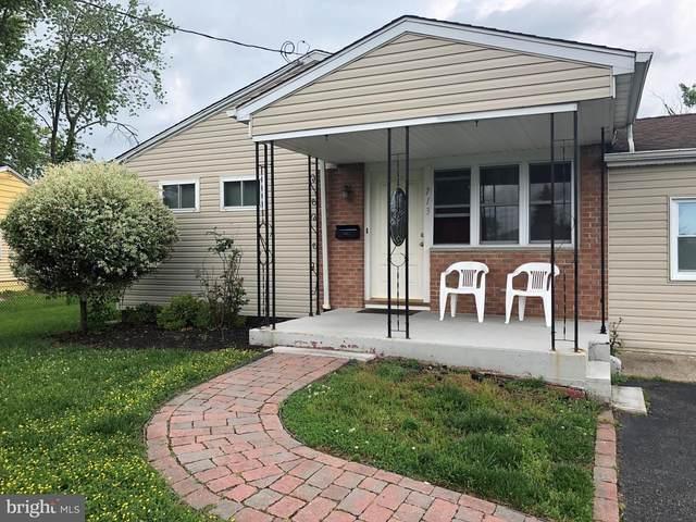 713 Smith Lane, MOUNT HOLLY, NJ 08060 (#NJBL367524) :: Scott Kompa Group