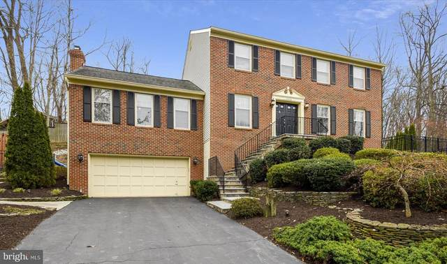 1723 Chesterbrook Vale Court, MCLEAN, VA 22101 (#VAFX1113188) :: Advon Group