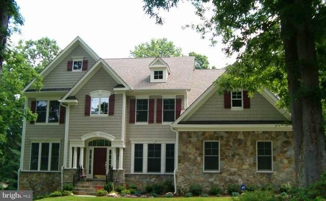 3129 Chichester Lane #3, FAIRFAX, VA 22031 (#VAFX1113200) :: A Magnolia Home Team