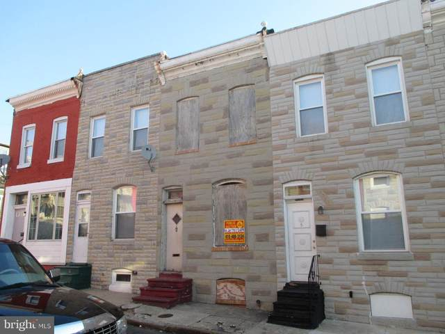 1719 N Durham Street, BALTIMORE, MD 21213 (#MDBA501580) :: The Licata Group/Keller Williams Realty