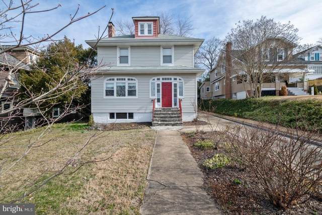 3222 Overland Avenue, BALTIMORE, MD 21214 (#MDBA501584) :: The Licata Group/Keller Williams Realty