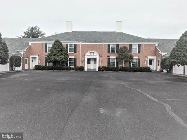 9551 Quail Hollow Drive #106, SAINT MICHAELS, MD 21663 (#MDTA137464) :: RE/MAX Coast and Country