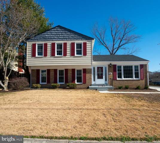 1214 Iron Forge Road, DISTRICT HEIGHTS, MD 20747 (#MDPG560386) :: AJ Team Realty