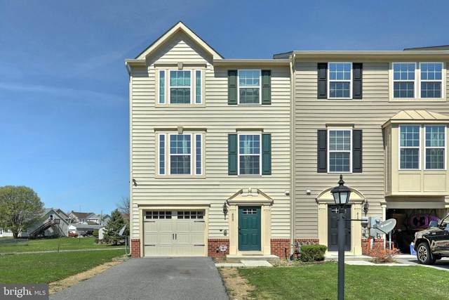 408 Charles Avenue, HANOVER, PA 17331 (#PAYK133942) :: Larson Fine Properties
