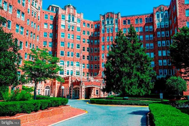 3601 Connecticut Avenue NW #608, WASHINGTON, DC 20008 (#DCDC459692) :: Coleman & Associates