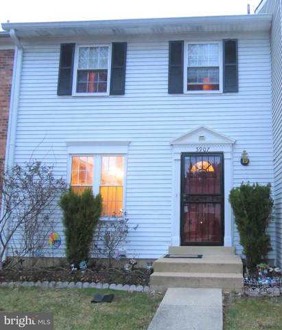 5907 Hil Mar Drive, DISTRICT HEIGHTS, MD 20747 (#MDPG560392) :: Shamrock Realty Group, Inc