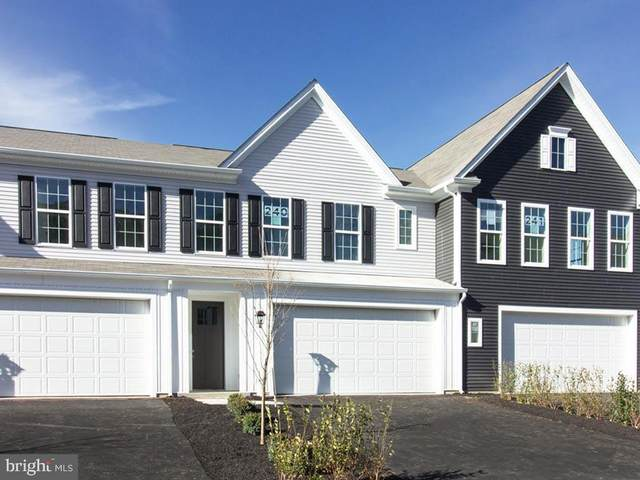 2224 Red Fox Drive, HUMMELSTOWN, PA 17036 (#PADA119530) :: Iron Valley Real Estate