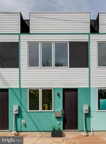 471 Duvall Court SE, WASHINGTON, DC 20003 (#DCDC459706) :: Jennifer Mack Properties