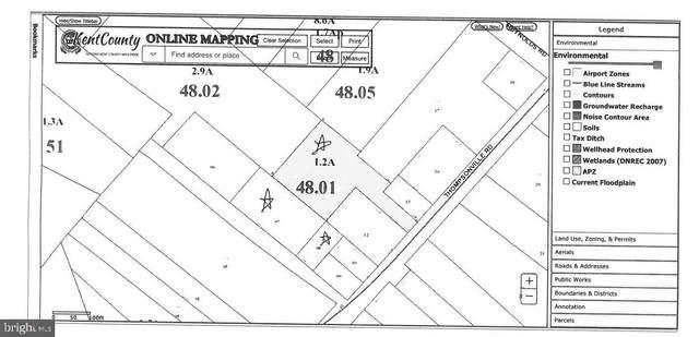 0 Thompsonville Road, MILFORD, DE 19963 (#DEKT236404) :: Epic Realty