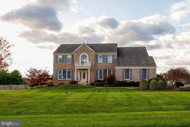 4800 Timber Drive, MOUNT AIRY, MD 21771 (#MDFR260376) :: Gail Nyman Group