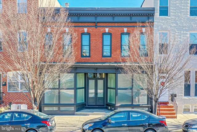 1337-1339 Hull Street, BALTIMORE, MD 21230 (#MDBA501610) :: Advon Group