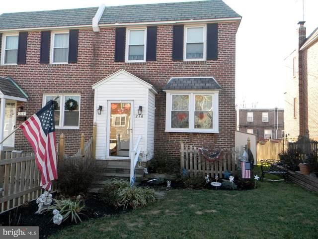 216 Wilde Avenue, DREXEL HILL, PA 19026 (#PADE509864) :: Shamrock Realty Group, Inc