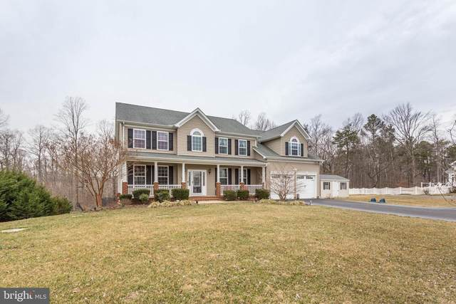 1012 Horse Pen Run, HUNTINGTOWN, MD 20639 (#MDCA174816) :: AJ Team Realty