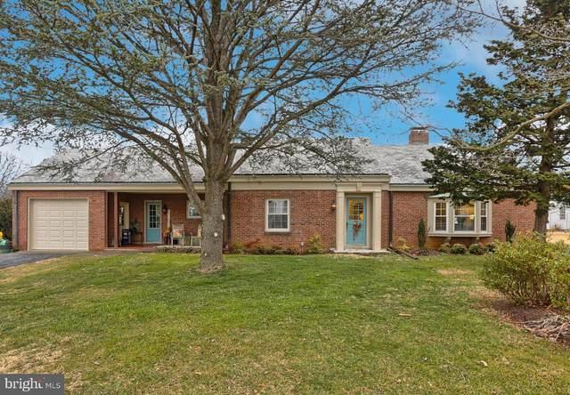 506 S Lingle Avenue, PALMYRA, PA 17078 (#PALN112594) :: The Joy Daniels Real Estate Group