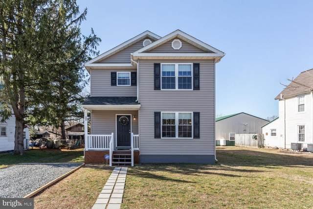 207 Park Avenue, RIDGELY, MD 21660 (#MDCM123720) :: Eng Garcia Properties, LLC