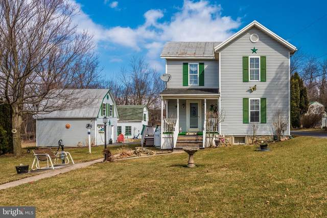 14329 Macafee Hill Road, CASCADE, MD 21719 (#MDWA170930) :: The Licata Group/Keller Williams Realty