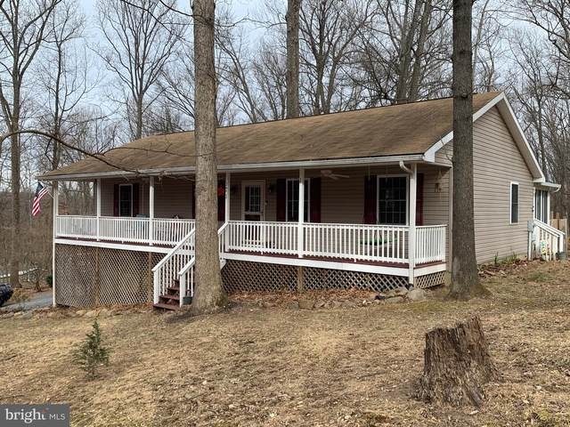 71 Curved Rd, HARPERS FERRY, WV 25425 (#WVJF137954) :: The Licata Group/Keller Williams Realty