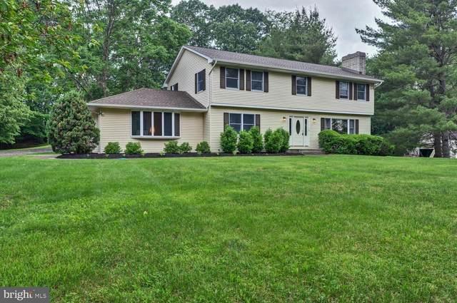 121 Rabbit Hill Road, PRINCETON JUNCTION, NJ 08550 (#NJME292334) :: Jason Freeby Group at Keller Williams Real Estate