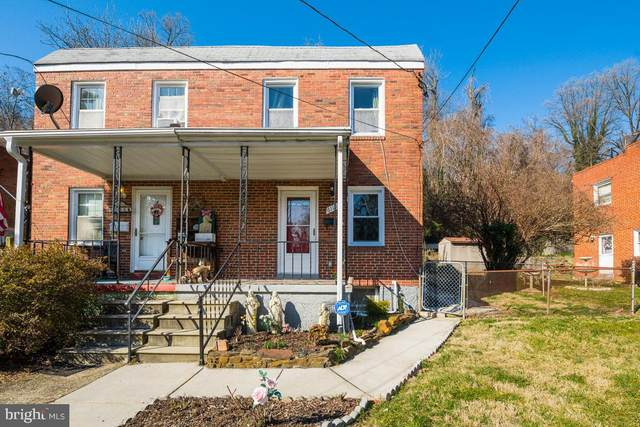 6110 Everall Avenue, BALTIMORE, MD 21206 (#MDBA501632) :: The Miller Team