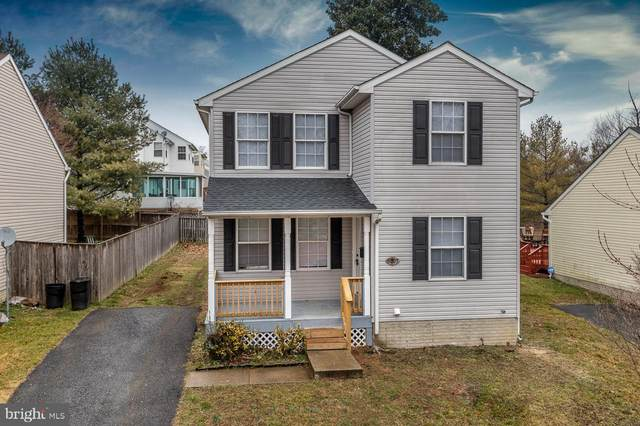 6805 Carol Road, GWYNN OAK, MD 21207 (#MDBC486454) :: The Riffle Group of Keller Williams Select Realtors