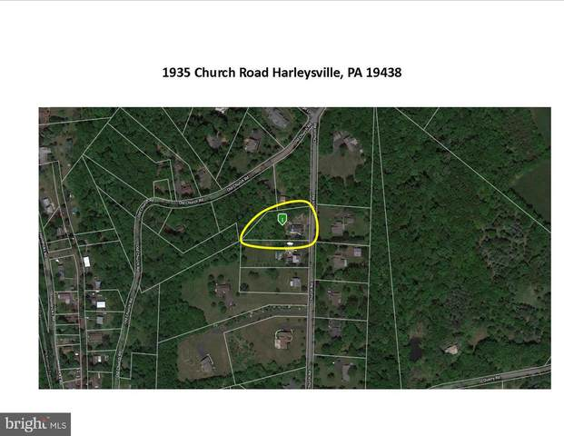 1935 Church Road, HARLEYSVILLE, PA 19438 (#PAMC640210) :: ExecuHome Realty