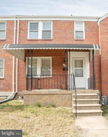 844 N Chapelgate Lane, BALTIMORE, MD 21229 (#MDBA501640) :: Jacobs & Co. Real Estate