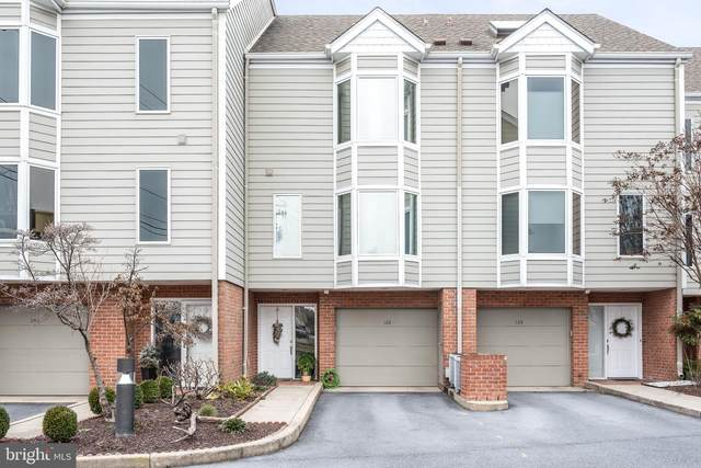 102 Cambridge Landing B, CAMBRIDGE, MD 21613 (#MDDO125052) :: RE/MAX Coast and Country