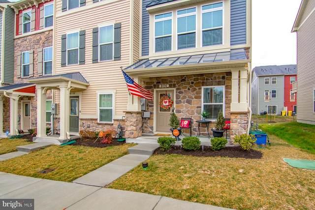 8116 Dewey Place, GLEN BURNIE, MD 21060 (#MDAA426580) :: Radiant Home Group