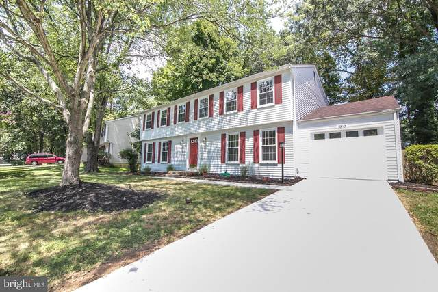 3812 Dalebrook Drive, DUMFRIES, VA 22025 (#VAPW488456) :: John Smith Real Estate Group