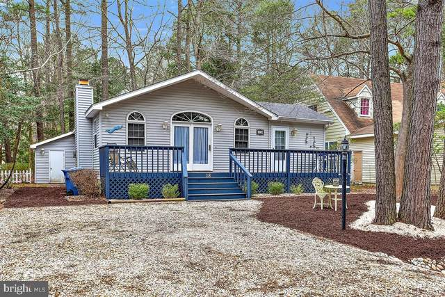18 Camelot Circle, OCEAN PINES, MD 21811 (#MDWO112364) :: Radiant Home Group