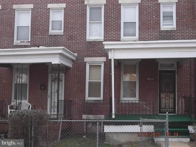 4019 W Franklin Street W, BALTIMORE, MD 21229 (#MDBA501682) :: Bruce & Tanya and Associates