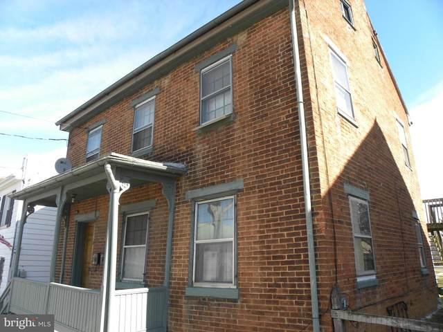 116 South Carlisle Street, GREENCASTLE, PA 17225 (#PAFL171488) :: Homes to Heart Group