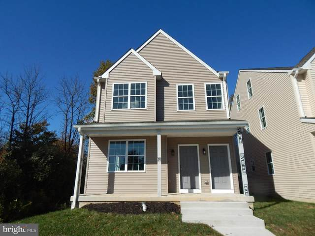 107 Dogwood St. Street D-2, BALLY, PA 19503 (#PABK354854) :: ExecuHome Realty