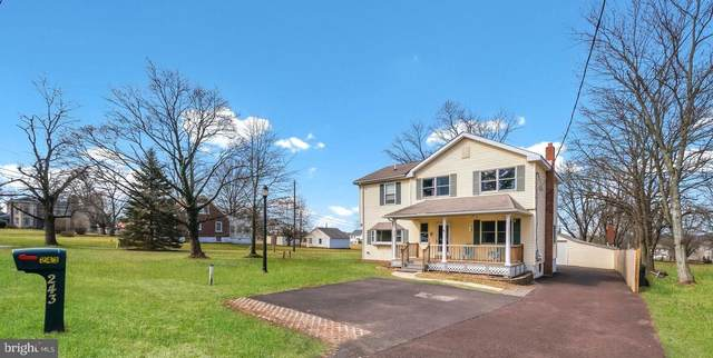 243 Telford Pike, TELFORD, PA 18969 (#PAMC640258) :: Pearson Smith Realty