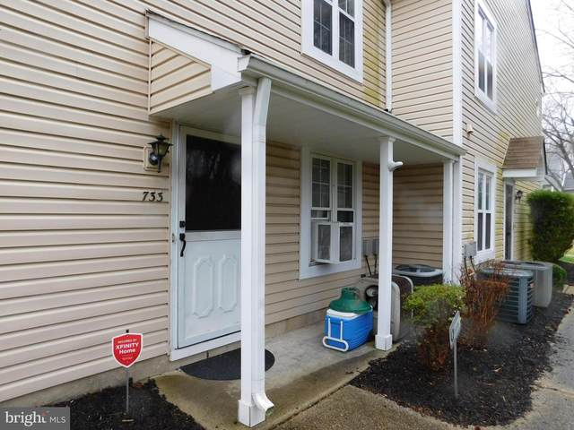 733 Sedgewick Court #733, SEWELL, NJ 08080 (#NJGL255258) :: John Smith Real Estate Group