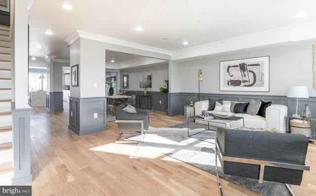 1319 RANDOLPH ST NW #2, WASHINGTON, DC 20011 (#DCDC459808) :: The Vashist Group