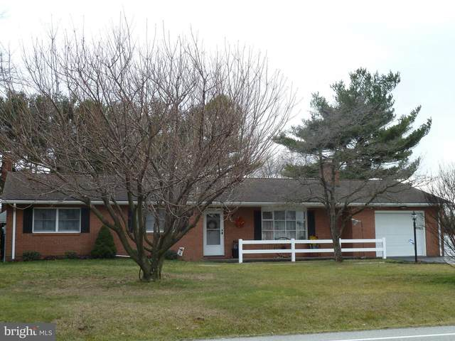 17823 Garden View Road, HAGERSTOWN, MD 21740 (#MDWA170942) :: AJ Team Realty