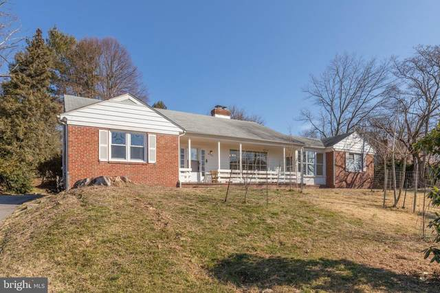 9562 Frederick Road, ELLICOTT CITY, MD 21042 (#MDHW275966) :: The Miller Team