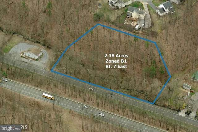0 Berryville Pike, WINCHESTER, VA 22602 (#VAFV155906) :: Homes to Heart Group