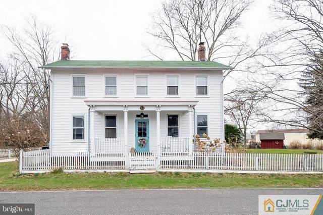 92 Halsey Reed Road, CRANBURY, NJ 08512 (#NJMX123488) :: Shamrock Realty Group, Inc
