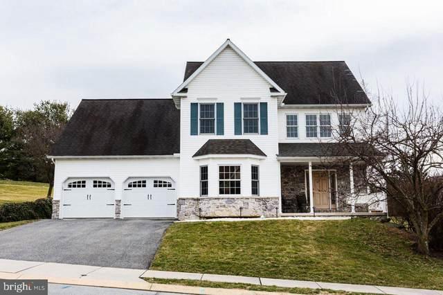 154 Springdale Lane, MILLERSVILLE, PA 17551 (#PALA159376) :: Iron Valley Real Estate