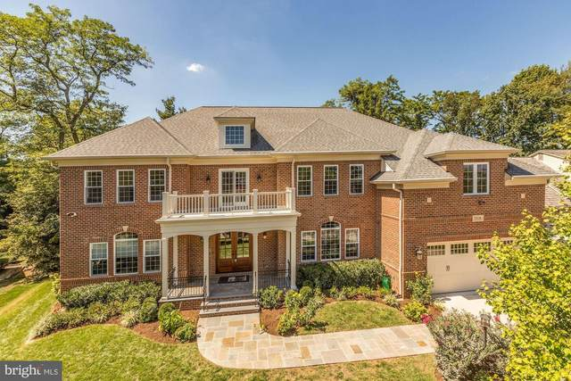 7008 Hamel Hill Court, MCLEAN, VA 22101 (#VAFX1113424) :: AJ Team Realty