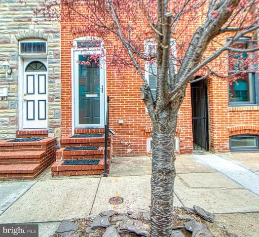 214 E Barney Street, BALTIMORE, MD 21230 (#MDBA501702) :: SURE Sales Group