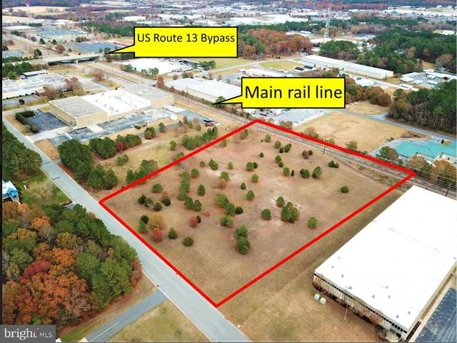 2015 Industrial Parkway, SALISBURY, MD 21801 (#MDWC107182) :: The Miller Team